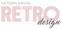 Modern Baking – Retro Design